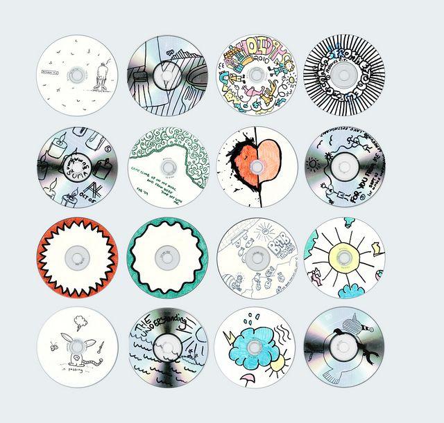 mix cd art - Google Search