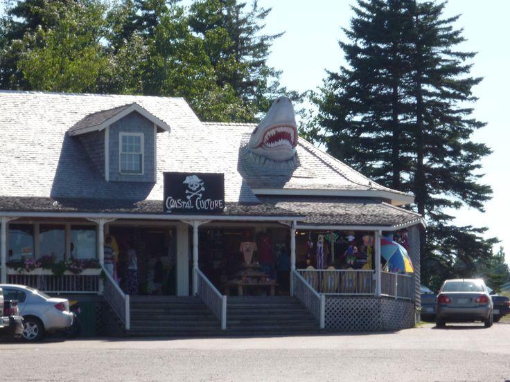 Coastal Culture boutique - a must in PEI