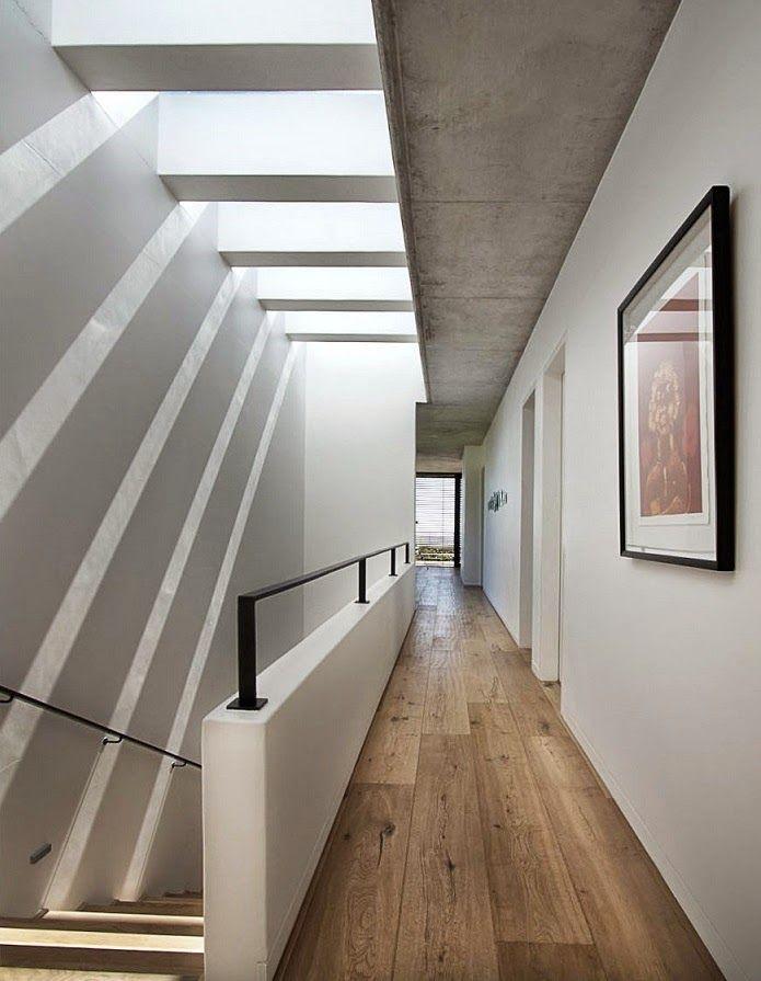 Las 25 mejores ideas sobre fachada de piedra en pinterest for Diseno pasillos interiores