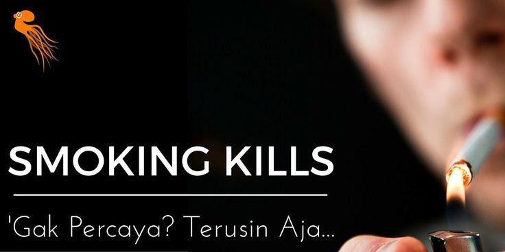 Dengerin deh podcast NazSmoking Kills - 'Gak Percaya? Terusin aja... Tetap semangat, Kawan!