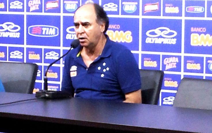 Marcelo Oliveira lamenta perda de Dedé e cogita contratar outro zagueiro #globoesporte