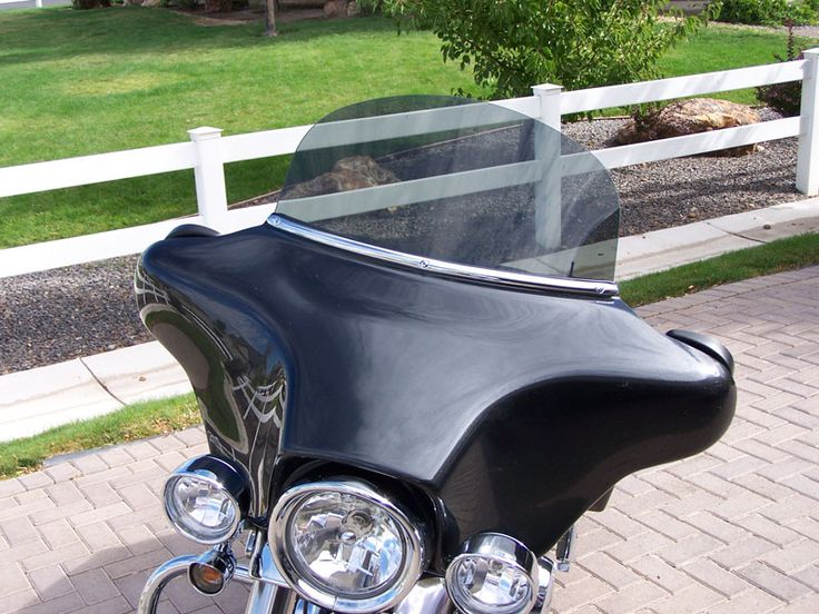 Fast Aire Motorcycle Products | Custom Harley Davidson Windshields ...