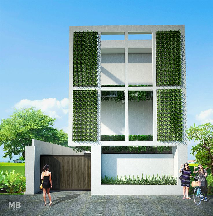 Proposed Design for Rumah Kos Gg Piranha - Bali