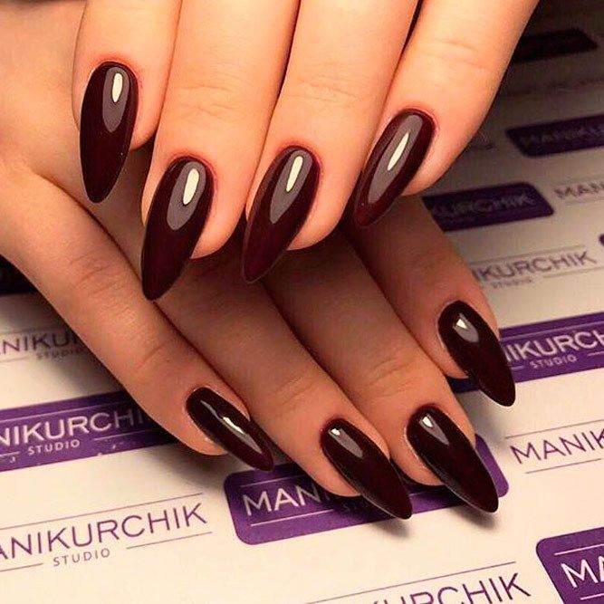 Nail Colors Burgundy: Best 25+ Burgundy Nail Designs Ideas On Pinterest