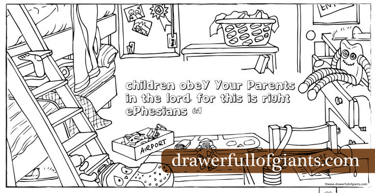 colouring pages found at drawerfullofgiants.com - completely for FREE