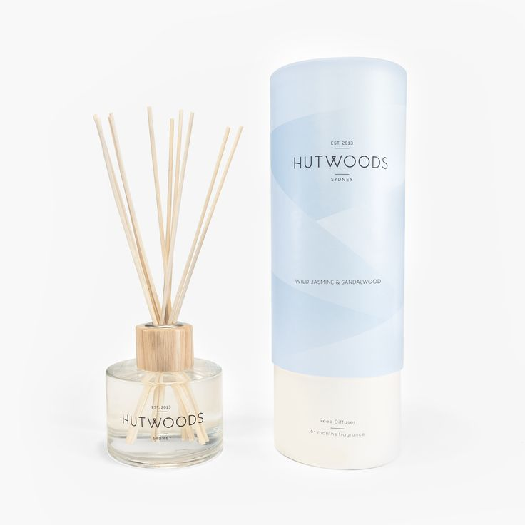 WILD JASMINE & SANDALWOOD DIFFUSER.  NEW BEGINNINGS  This curious and suitably heady fragrance balances fresh wild jasmine with the earthy notes of sandalwood, cedar wood and patchouli. When one door closes, another opens. Change is ahead so embrace the opportunities that come your way.
