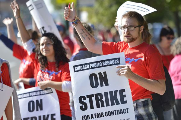 Chicago Teachers' Strike: Unthinkable and Intolerable