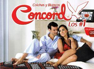 Catalogos de Colchas, Edredones y Cobertores Concord, excelente Calidad, Publicidad y Promocion