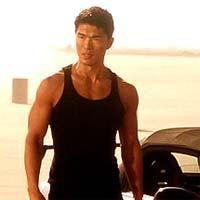 The Fast and the Furious (2001) Rick Yune plays the role of Johnny Tran, he is the head of an opposing race crew to Dominic Toretto's and implied to be involved in some form of organized crime. He serves as the main antagonist in The Fast and the Furious. He escorts Brian and Dominic around, commenting on Brian's car, later he returns and shoots the car with his sub machine guns. Brian, Vince, Dominic spy on Tran and watch him with his cousin Lance.