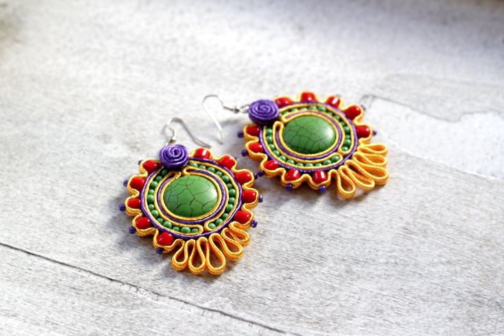 ♡ these earrings at www.etsy.com/uk/shop/HeriniasJewelryChest