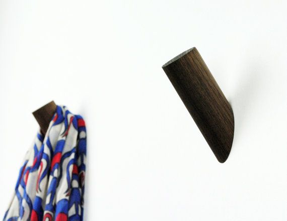 wooden wall hook wooden coat hooks