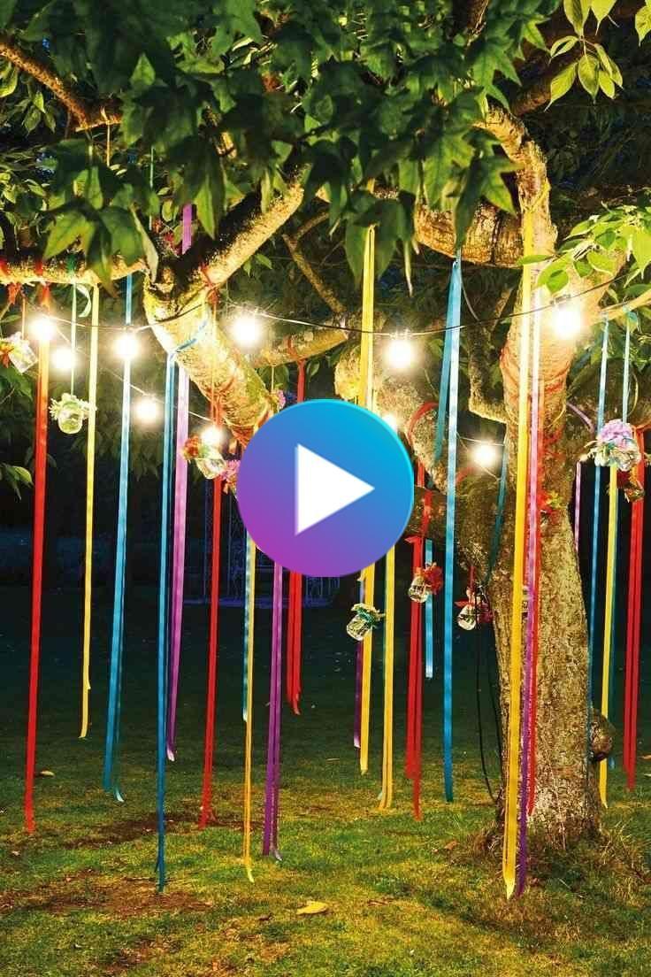 27++ Comment decorer son jardin pour un anniversaire trends