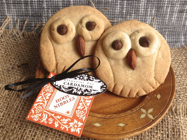 These Cardamom Shortbread Cookies are adorable! My Own Ideas shares all the…
