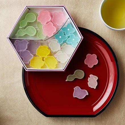 永遠に眺めていられる麗しの和菓子たち冬の極上お取り寄せ