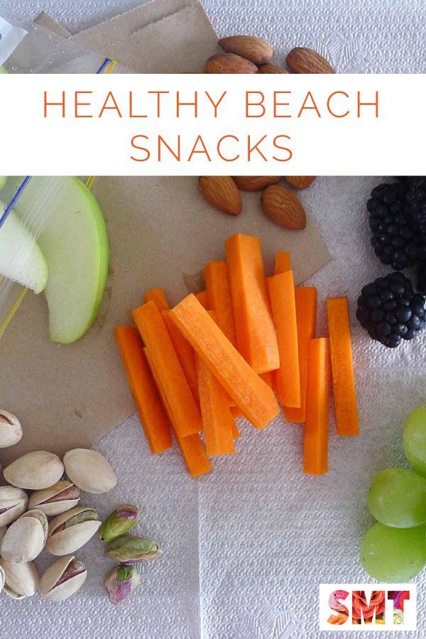 Healthy Beach Snacks // www.skinnymetea.com.au/blogs/smtblog