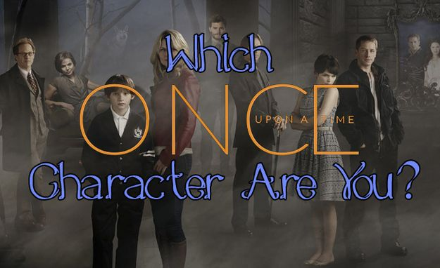 """Which """"Once Upon A Time"""" Character Are You - I was Snow White. Surprise surprise. ;)"""