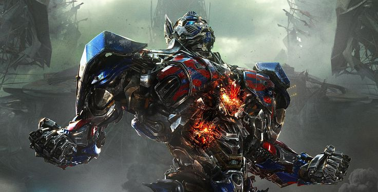 """""""Transformers: Ära des Untergangs"""" - Einige Jahre nach """"Transformers 3"""" stehen die menschenfreundlichen Autobots vor neuen Herausforderungen: Eine Spezialeinheit der Regierung hat es sich zum Ziel gemacht, alle Roboter zu vernichten. Währenddessen nähert sich aus dem All eine neue Bedrohung für die Erde."""