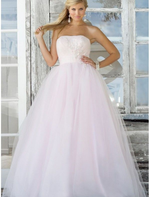 17 best images about jasmin on pinterest prom dresses for Fluffy skirt under wedding dress