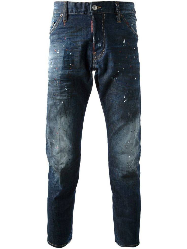Jeans DSQUARED2  #alducadaosta #denim #trend #man #spring #summer #collection #style #fashion #classy #apparel #accessories #dsquared2 #jeans