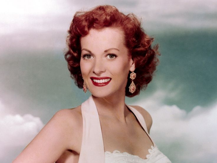 Maureen O' Hara: Star, Hollywood, Movie, Celebrity Redheads, Maureen Ohara, 34Th Street, Classic, Actresses