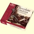 Feine Schokoladen-Gebäckmischung mit einem besonders hohen Schokoladenanteil von 42%. Foto: Lambertz #kekse #cookies #food