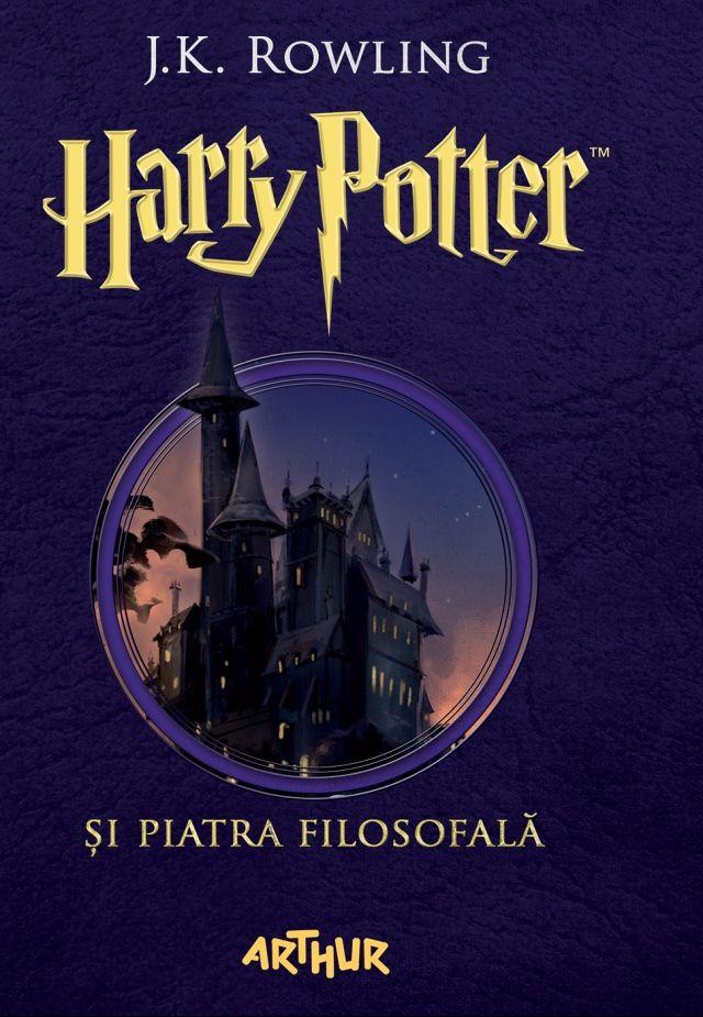 Harry Potter și piatra filosofală - http://www.editura-arthur.ro/carte/harry-potter-si-piatra-filosofala