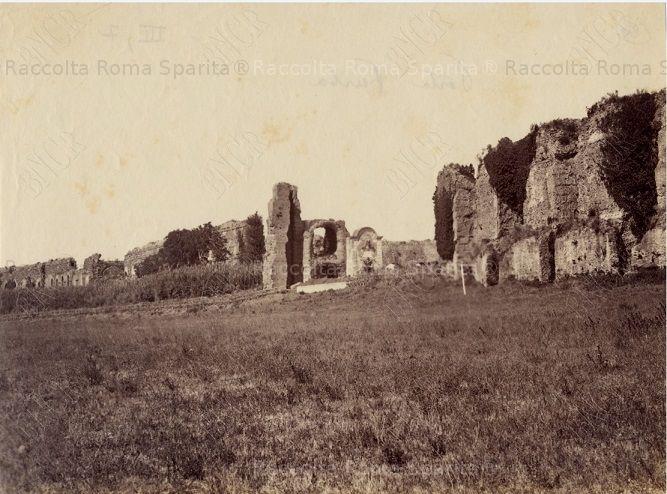 Porta Furba Anno: 1864 ca