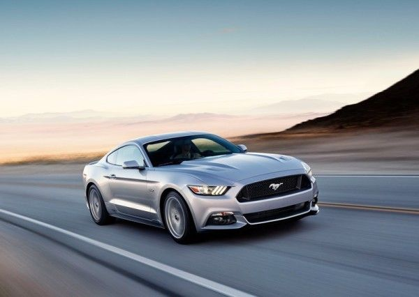 2015 Ford Mustang GT Silver Image View 600x426 2015 Ford Mustang GT Full Review