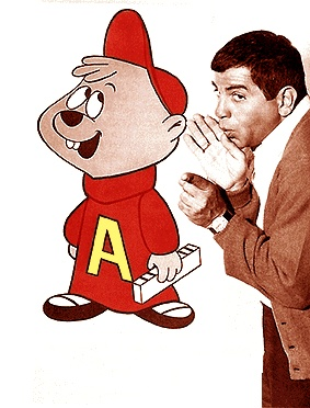 "Ross ""David Seville"" Bagdasarian Sr. (1919 - 1972)Creator and voice of Alvin and the Chipmunks, recorded many albums"