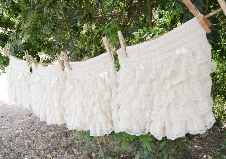 Burlesque bloomers coming to the september tvm the for Laura ingalls wilder wedding dress
