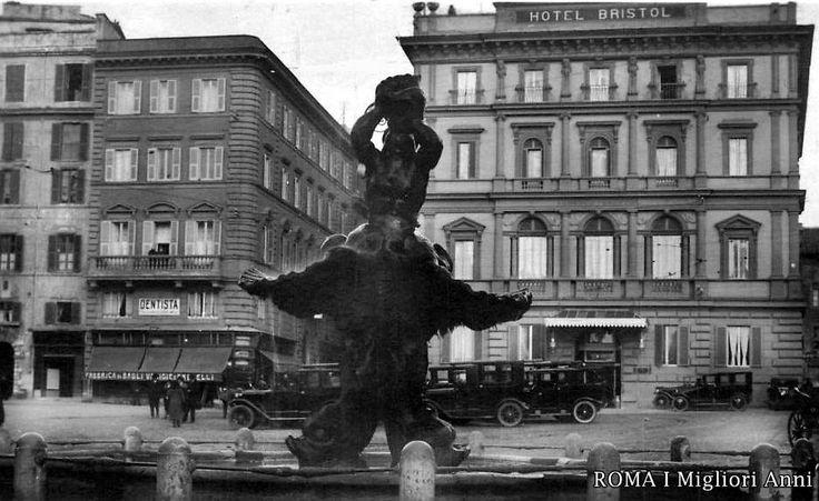 Piazza Barberini 1930