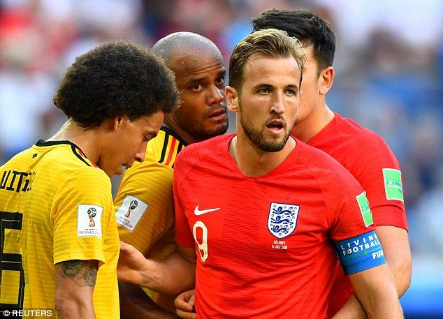 Harry Kane Wins Golden Boot In The World Cup Harry Kane World Cup Kane