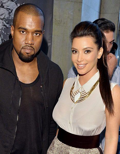 "Kim Kardashian, Kanye West, Baby North ""Take Naps Together"" - Us Weekly"