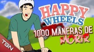 """Happy Wheels - """"1000 Maneras de Morir"""" - YouTube"""