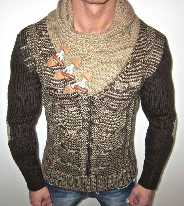 REDBRIDGE Cipo Baxx Pullover Strick longsleeve sweater kapuze  Protein befr.picclick.com