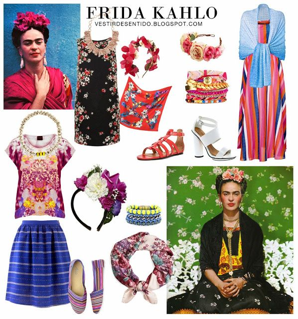 les 25 meilleures id es de la cat gorie costume frida kahlo sur pinterest frida kahlo. Black Bedroom Furniture Sets. Home Design Ideas