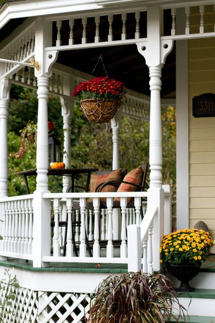 16 Best Images About Fall Hanging Baskets On Pinterest