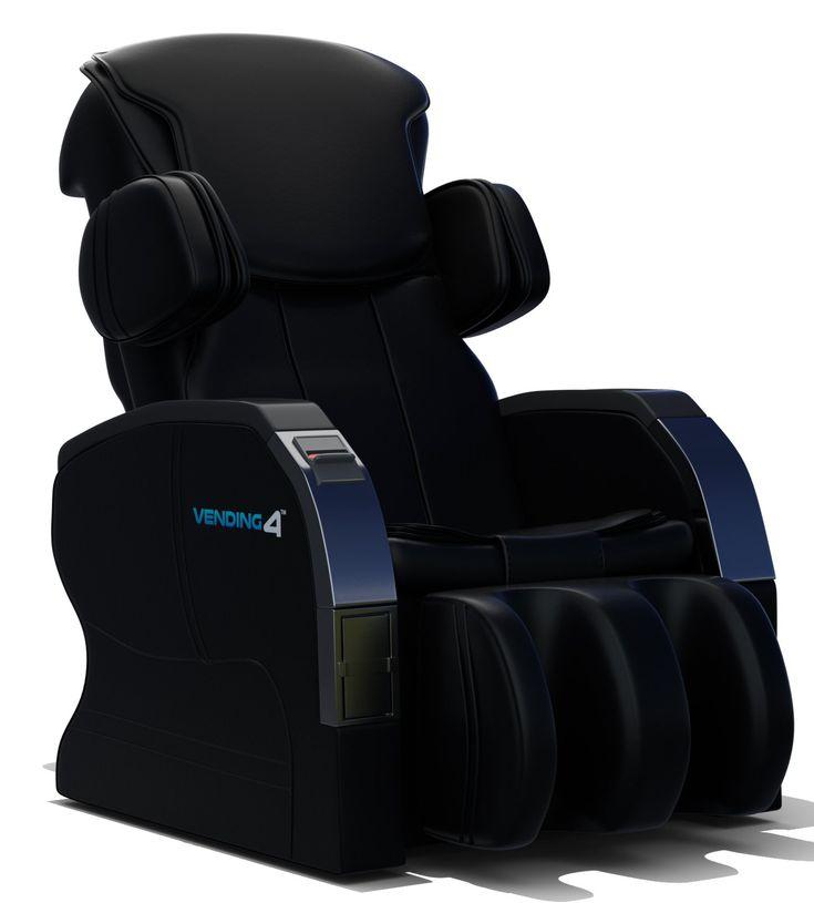 Medical Breakthroughs Vending 4 Massage Chair Recliner ...