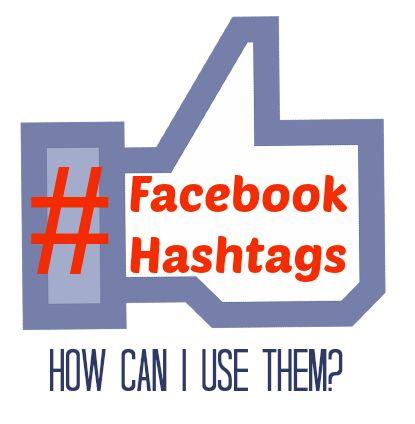 Facebook #Hashtags - How Can I Use Them? Finally Facebook introduces hashtags!!