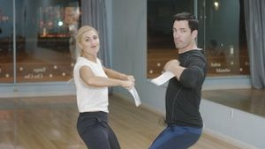 WATCH: Meet the Cast: Emma Slater and Drew Scott Video | Dancing with the Stars