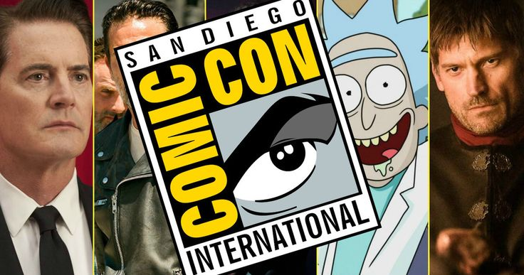 Comic-Con 2017 Friday TV Schedule Includes Walking Dead & Game of Thrones -- Game of Thrones, Walking Dead, The Big Bang Theory and The Gifted are among the highly-anticipated TV panels on Friday of Comic-Con 2017. -- http://tvweb.com/comic-con-2017-friday-tv-schedule/
