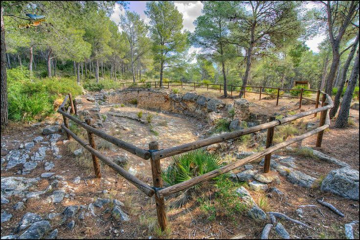 https://flic.kr/p/GvPLES | 8102 - Castell i Despoblat de Xivert - II | Bassa Coralissa del Castell i despoblat de Xivert (Baix Maestrat) País Valencià ////