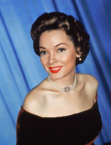 Vintage Glamour Girls: Kathryn Grayson                                                                                                                                                                                 More