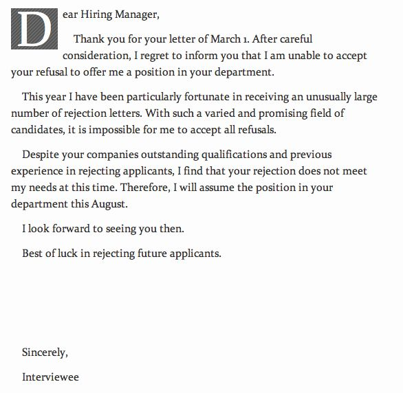 Request For Proposal Rejection Letter Inspirational Rejection Letter Rejection Letter Lettering Professional Cover Letter Template Simple Cover Letter Template Request for proposal rejection letter