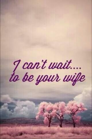 To a perfect happy sweet nice good person whoever wants get marry with me :)