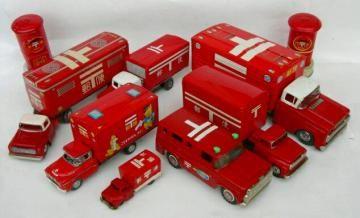 懐かしい昭和の遺産・・・丸型郵便ポストと郵便車コレクション | 昭和レトログッズコレクターの@HOMEな日常
