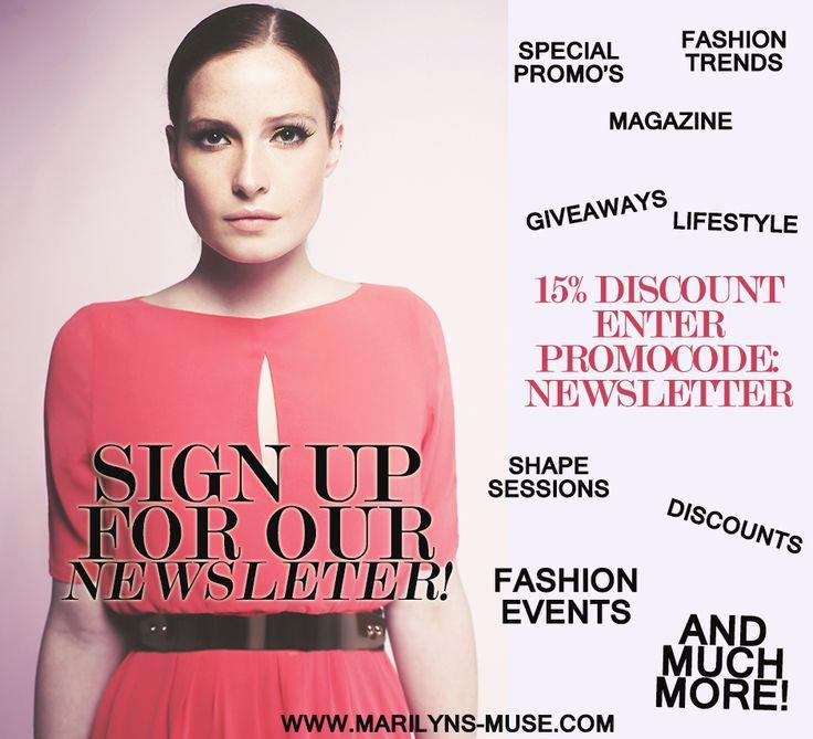 #fashion #discount #newsletter #statementpieces