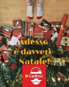 Per i regali di Natale ai dipendenti ora hai la bacchetta dei desideri, il buono shopping Cadhoc! Si avvicina il Natale, un problema per gli uffici del personale delle aziende che fanno regali ai propri dipendenti. Non è facile trovare la soluzione migliore che rappresenti un risparmio per l'impr #regalo #natale #dipendenti