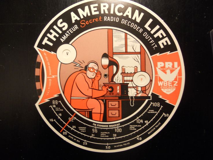 "Chris Ware ""This American Life"" Decoder, Rusty Brown mini-comic, Comic-Con badge | eBay"