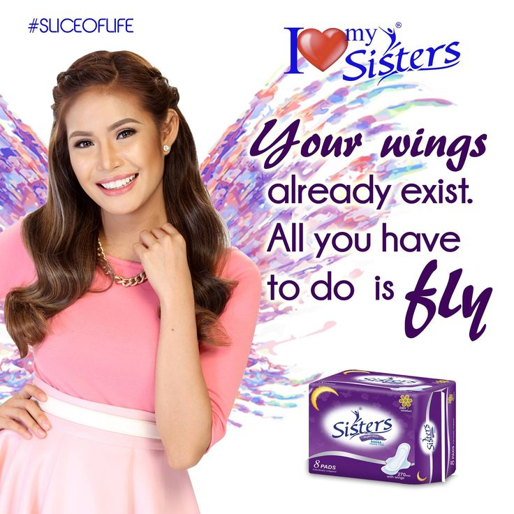 Soar high in the direction of your dreams!😉🙌💞#SistersPH #ILoveMySisters #StandProud #WeAreOneWeAreSisters #SliceOfLife #SoarHigh #LearnToFly